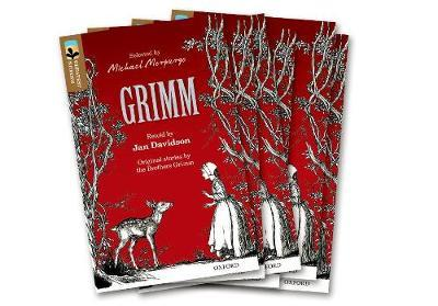 Oxford Reading Tree TreeTops Greatest Stories Oxford Level 18 Grimm Pack 6