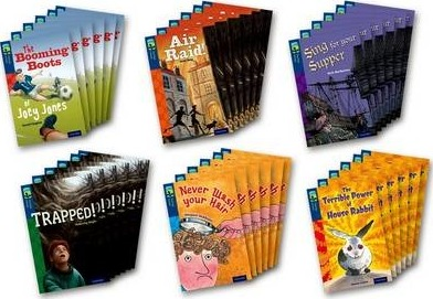 Oxford Reading Tree TreeTops Fiction: Level 14 More Pack A: Pack of 36