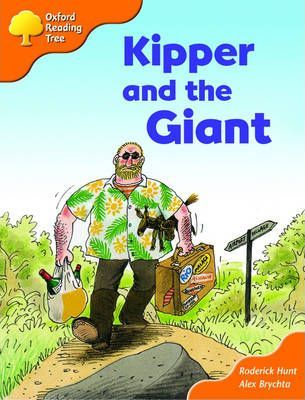 Oxford Reading Tree Stages 6-7 Storybooks (Magic Key) Kipper and the Giant