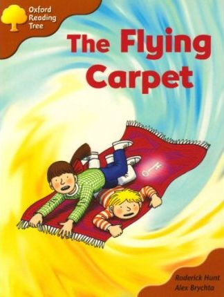 Oxford Reading Tree Stage 8 Storybooks the Flying Carpet