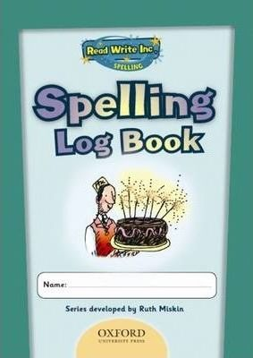 Read Write Inc.: Get Spelling Log Book School Pack of 50