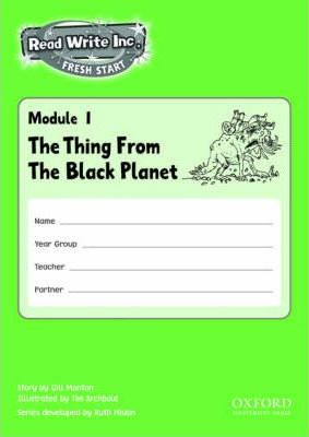 Read Write Inc: Freshstart Modules 1-5 Pack of 50