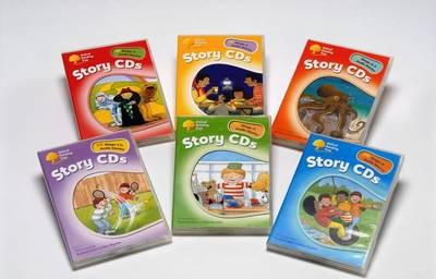 Oxford Reading Tree: CD Storybook Super Easy Buy Pack