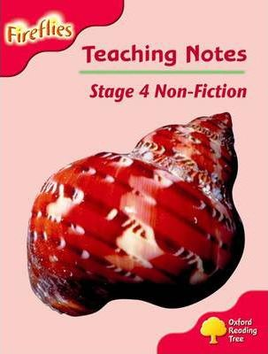 Oxford Reading Tree Level 4 Fireflies Teaching Notes