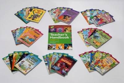 Oxford Reading Tree: Levels 9-11: Treetops Stories: Easy Buy Pack 1 2010
