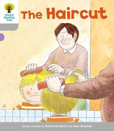 Oxford Reading Tree: Level 1: Wordless Stories A: Haircut