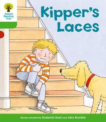Oxford Reading Tree Level 2 More Stories B Kipper's Laces