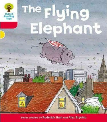 Oxford Reading Tree: Level 4: More Stories B: The Flying Elephant