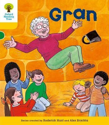 Oxford Reading Tree: Level 5: Stories: Gran