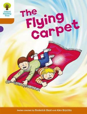 Oxford Reading Tree Level 8 Stories The Flying Carpet Roderick Hunt 9780198483335