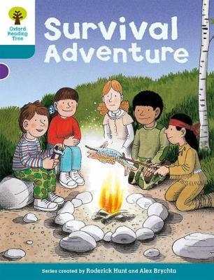Oxford Reading Tree: Level 9: Stories: Survival Adventure
