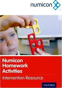 numicon homework cd