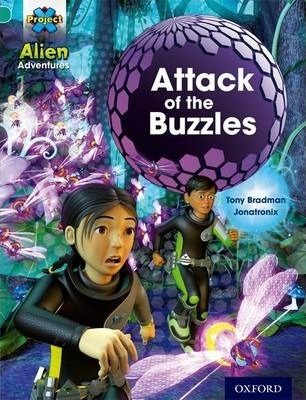 Project X: Alien Adventures: Turquoise: Attack of the Buzzles