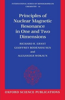 Download eBook Principles of Nuclear Magnetic Resonance in One and
