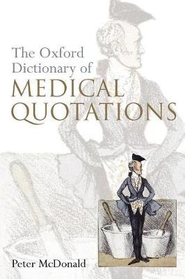 Oxford Dictionary of Medical Quotations