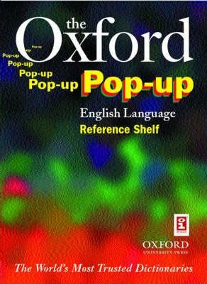 The Oxford Pop-up English Language Reference Shelf