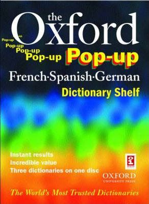 The Oxford Pop-up Bilingual Reference Shelf
