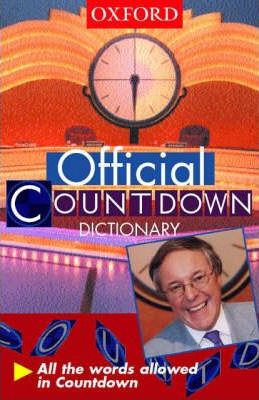 "The Official ""Countdown"" Dictionary"