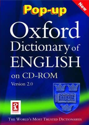 Pop-up Oxford Dictionary of English: Windows CD-ROM