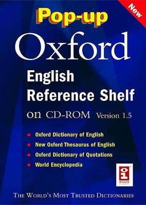 Pop-up Oxford English Reference Shelf on CD-ROM: Windows Individual User Version 1.5