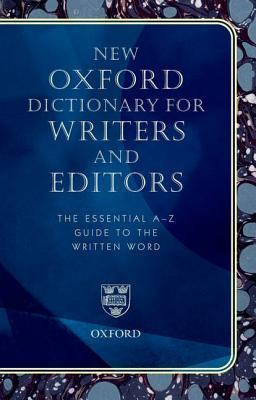Read & Download New Oxford Dictionary for Writers and