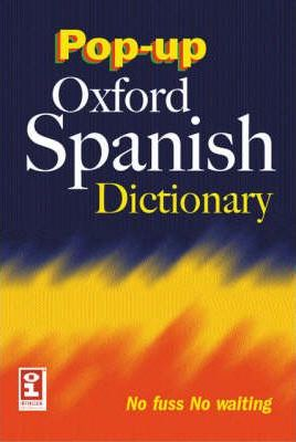 The Pop-up Concise Oxford Spanish Dictionary