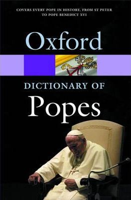 A Dictionary of Popes