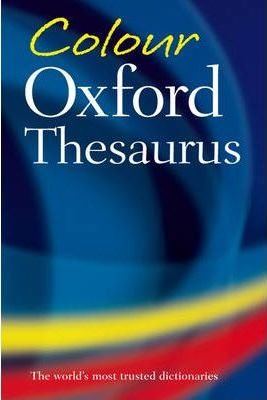 Colour Oxford Thesaurus