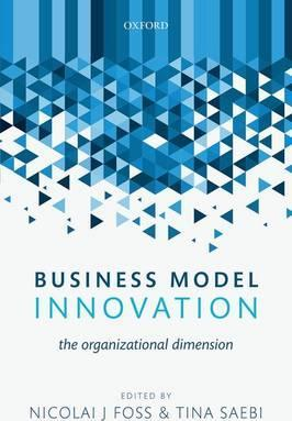 Business Model Innovation  The Organizational Dimension