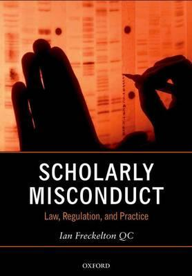 Scholarly Misconduct