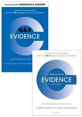 Evidence Revision Pack 2016