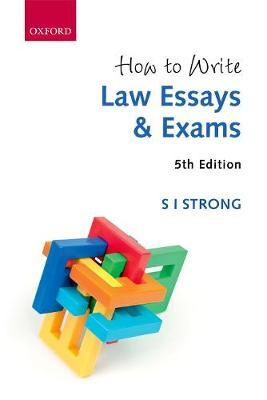 How To Write Law Essays  Exams  S I Strong    English Essays Topics also Custom Writing Review  Term Paper Essay