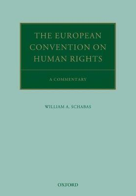 The European Convention on Human Rights : A Commentary