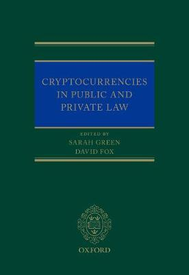 Cryptocurrencies in Public and Private Law