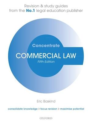 Commercial Law Concentrate
