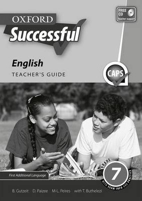 Oxford successful English CAPS: Gr 7: Teacher's book and CD