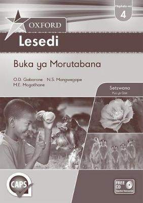Oxford lesedi CAPS: Gr 4: Teacher's book