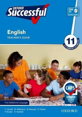 Oxford successful English CAPS: Gr 11: Teacher's book and CD