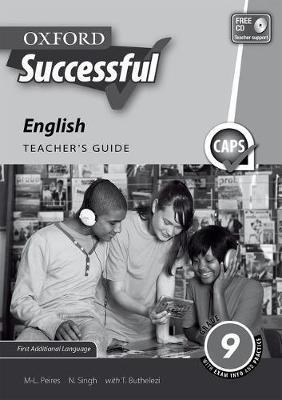Oxford successful English CAPS: Gr 9: Teacher's book and CD