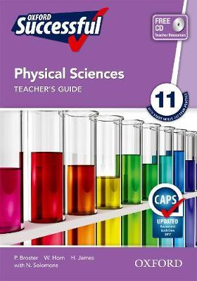 Oxford successful physical sciences : Gr 11: Teacher's guide