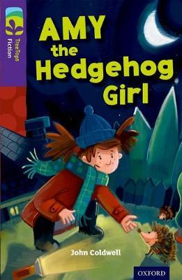 Amy the hedgehog girl : Stage 11 : Big book