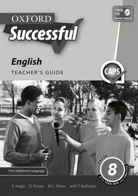 Oxford successful English CAPS: Gr 8: Teacher's book and CD