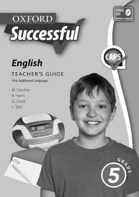 Oxford successful English CAPS: Gr 5: Teacher's book and posters