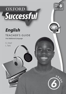 Oxford successful English CAPS: Gr 6: Teacher's book and posters