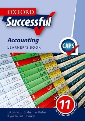 Oxford successful accounting: Gr 11: Learner's book