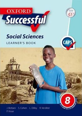 Oxford successful social sciences CAPS: Gr 8: Learner's book
