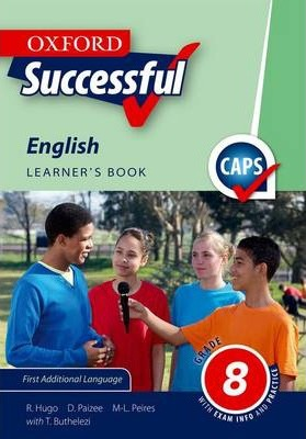 Oxford successful English CAPS: Gr 8: Learner's book