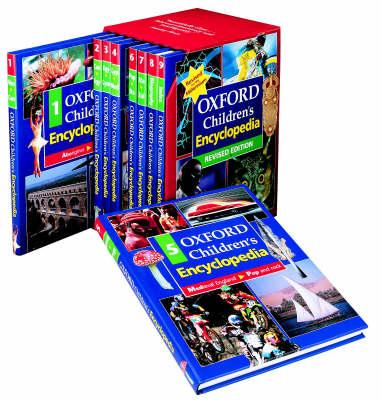 Oxford Children's Encyclopedia
