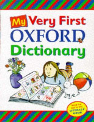 MY VERY FIRST OXFORD DICTIONARY BIG BOOK