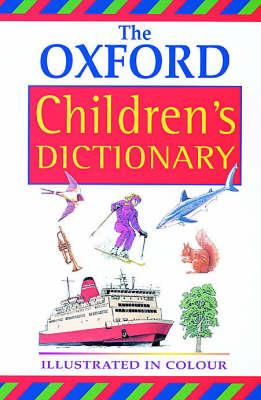 OXFORD CHILDREN'S DICTIONARY NEW ED 00
